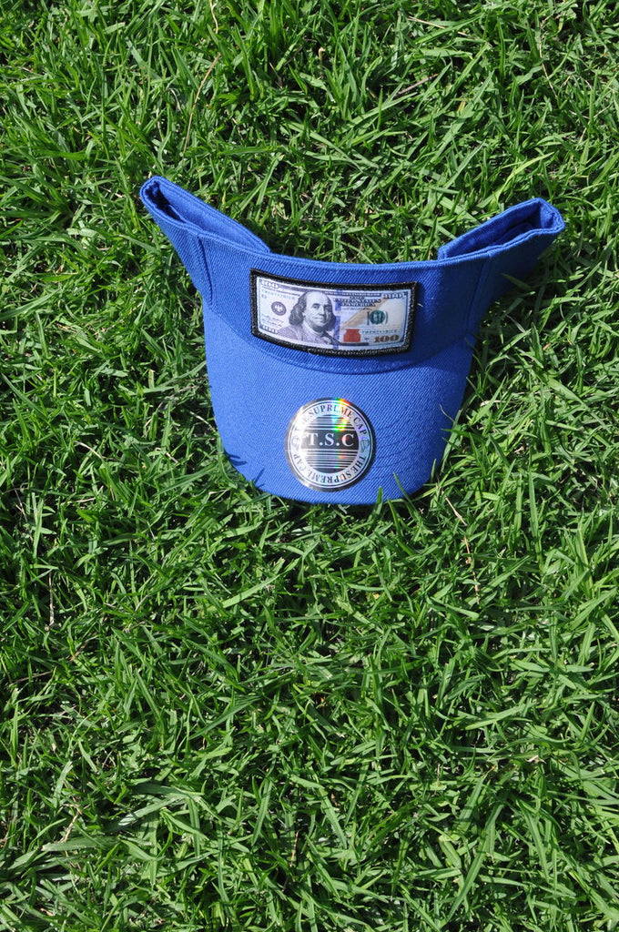 'Blue Hundreds' Visor
