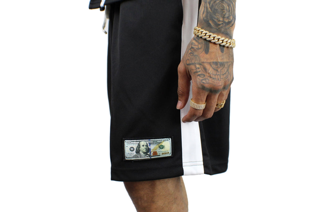 'Blue Hundreds' Sport Shorts