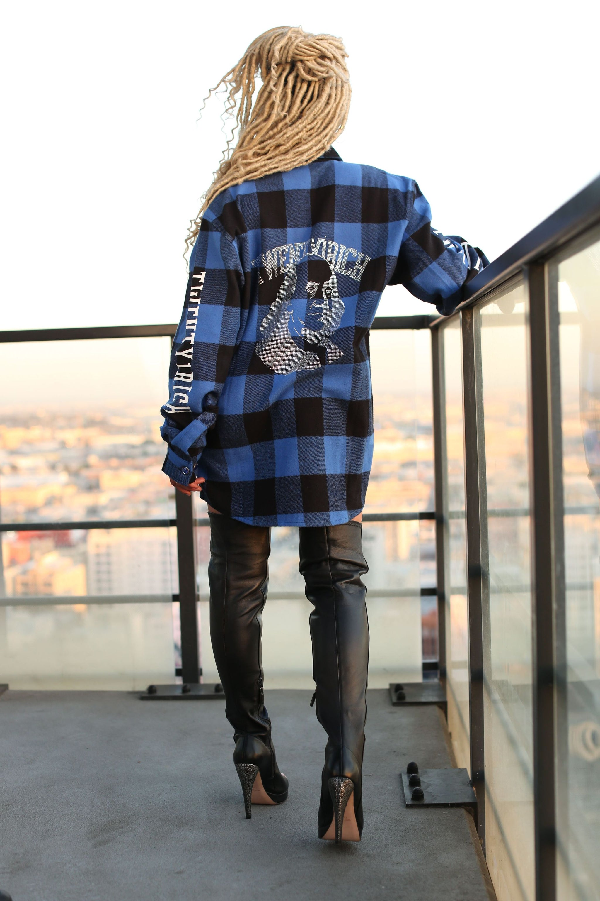 Wolf Pack Flannel