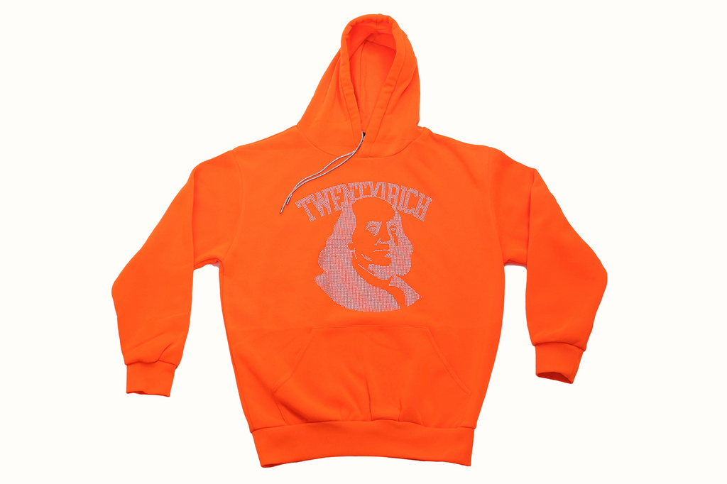 VVS Hoodie in Orange