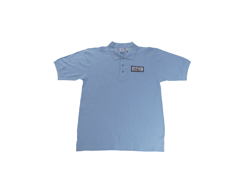 'Blue Hundreds' Polo