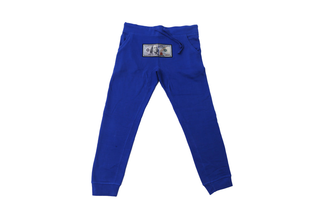 'Blue Hundreds' Joggers