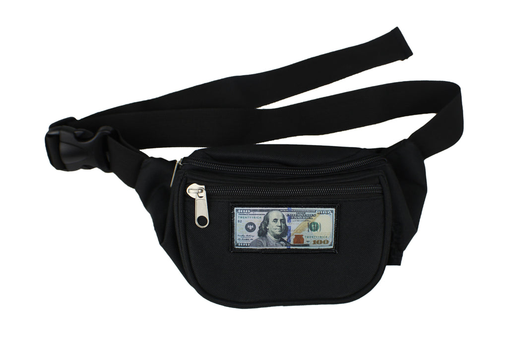 'Blue Hundreds' Fanny Pack