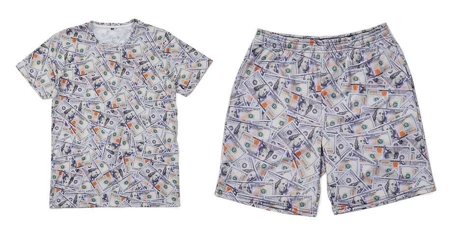 'Blue Hundreds' Summer Set