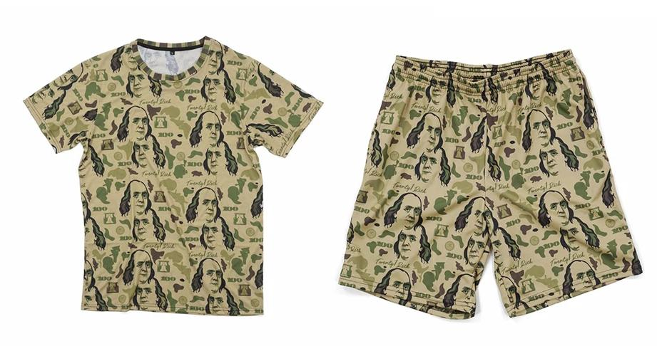 Desert Camo Summer Set