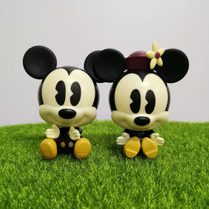 Customise Your Own - Mickey & Minnie Retro