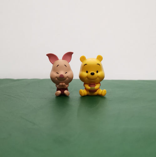 Customise Your Own - Winnie the Pooh & Piglet (Mini)