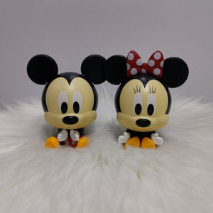 Customise Your Own - Mickey & Minnie