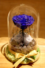Royal Spendour - Lady Flo'rae - Unique gift handcrafted with preserved flowers