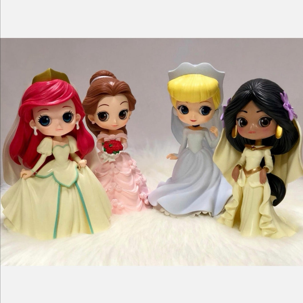 Customise Your Own - Disney Princess Wedding Edition