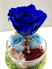Enchanting Lady - Lady Flo'rae - Unique gift handcrafted with preserved flowers