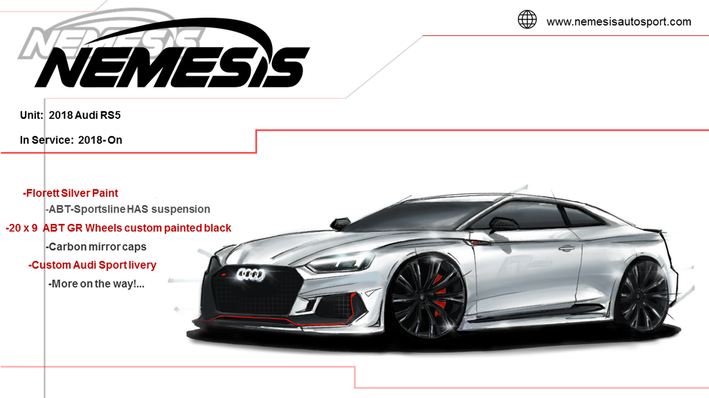 The Nemesis B9 RS5