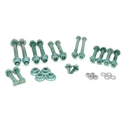 034Motorsport Control Arm Kit, Density Line,  B5/C5 Audi A4/S4 & A6, B5 Volkswagen Passat with Steel Uprights