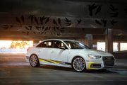 034Motorsport Dynamic+ Lowering Springs for B9 Audi S4