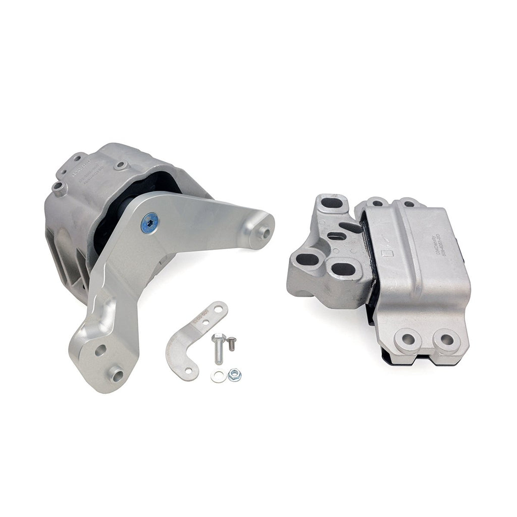 034Motorsport Engine/Transmission Mount Pair, 8J Audi TT RS 2.5 TFSI, 6-Speed Manual, Street Density