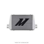 Mishimoto Universal Silver G Line Bar & Plate Intercooler Overall Size: 24.5x11.75x3 Core Size: 17.5
