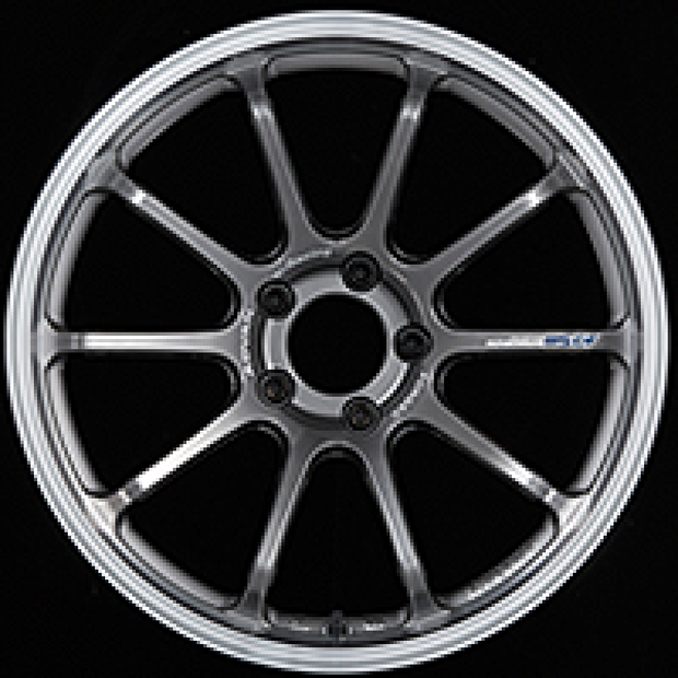 Advan RS-DF Progressive 19x10.0 +35 5-114.3 Machining & Racing Hyper Black Wheel