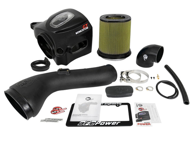 aFe 08-11 Toyota Land Cruiser Momentum GT Cold Air Intake System w/Pro GUARD7