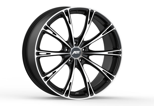 ABT GR20 matt black alloy wheel set for RS3 Sedan (8V07; MY 2018 - 2020)
