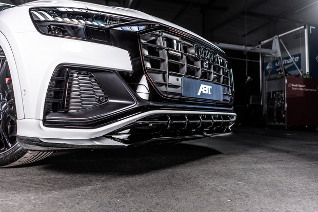 ABT Front Skirt Add-On for Audi Q8 / SQ8 (4M80)