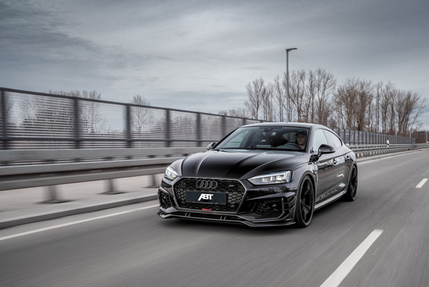 ABT Carbon Fiber Front Lip for Audi RS5 (B9; MY 2018 - 2019)