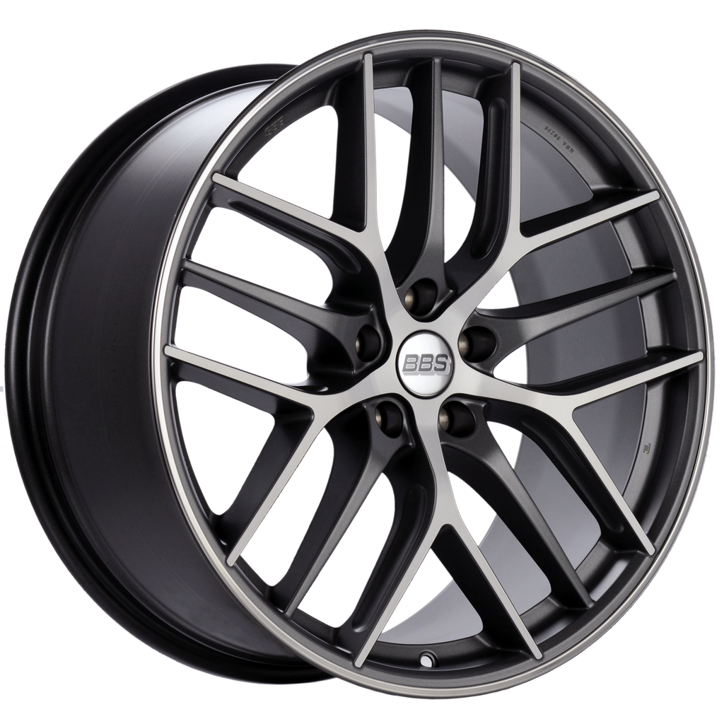CCR - Satin Platinum, Polished Rim Protector