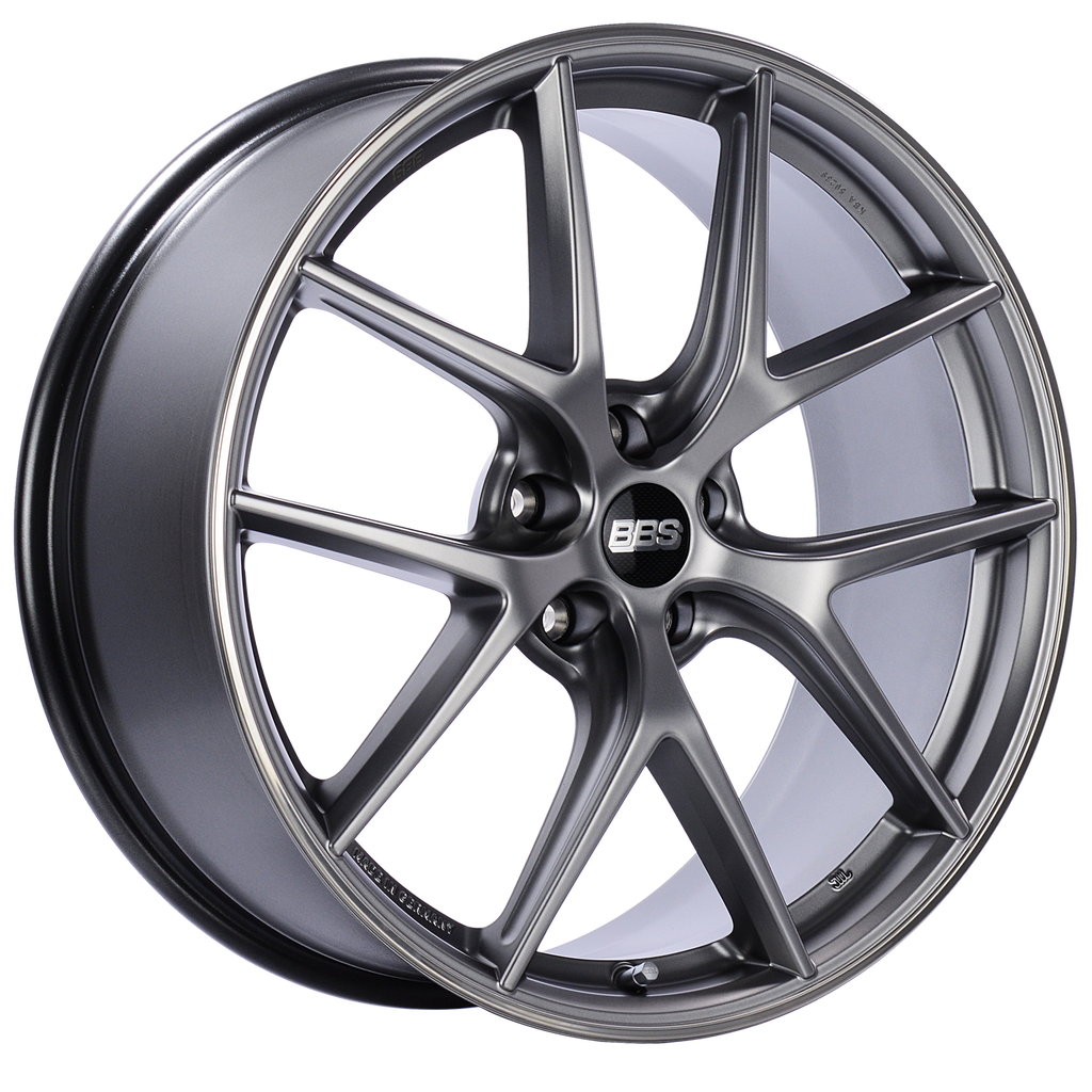 CIR - Platinum Silver, Polished Rim Protector
