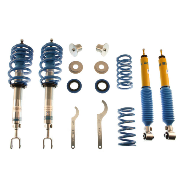 Bilstein B16 2002 Audi A4 Base Front and Rear Performance Suspension System
