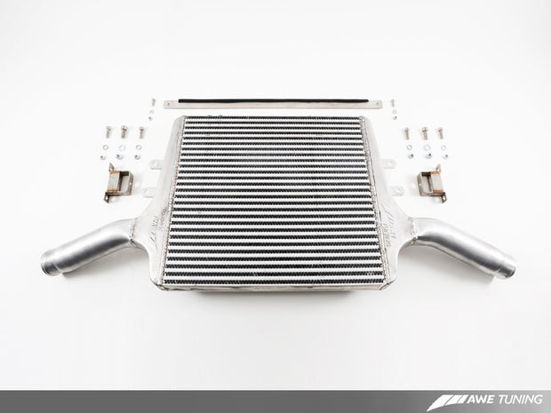AWE Front Mounted Performance Intercooler for B8 2.0T