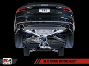 AWE Touring Edition Exhaust for B9 A5, Dual Outlet - (includes DP)
