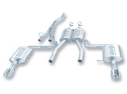 Borla Cat Back system for 02-08 Audi A4 Quattro 2.0L 4cyl