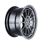 Enkei NT03+M 18x9.5 5x108 40mm Offset 72.6mm Bore Hyper Silver Wheel