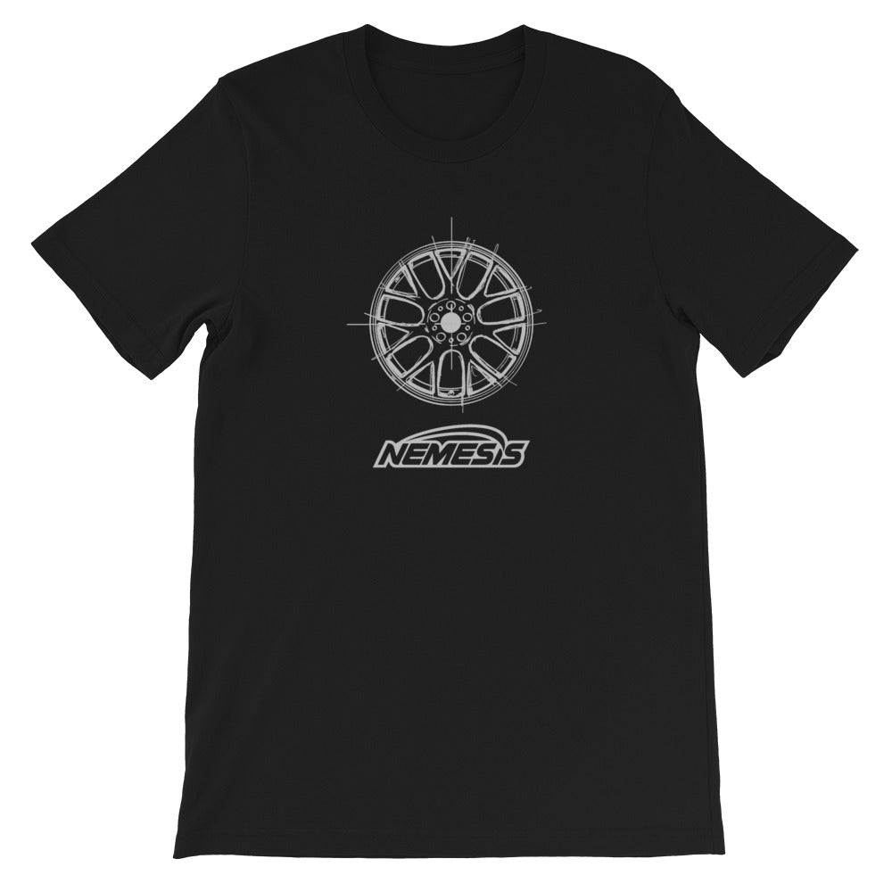 CHR Wheel Sketch  T-Shirt