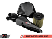AWE S-FLO Carbon Intake for Audi C7 S6 / S7