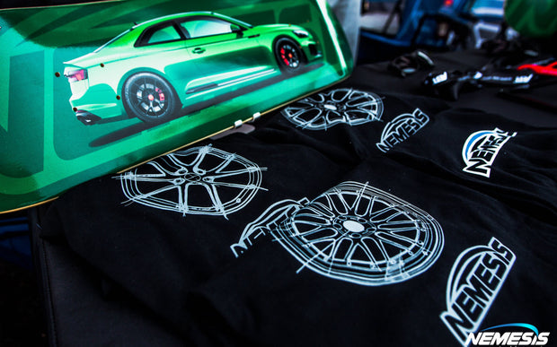 CIR Wheel Sketch T-Shirt