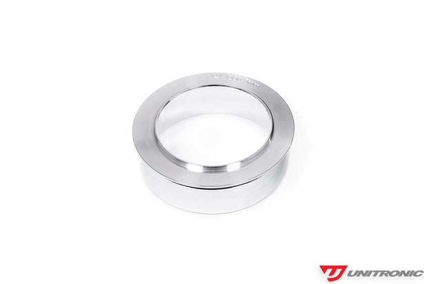 "Stock Turbo (56.5mm) Adapter Ring for 4"" Turbo Inlet Elbow"