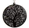 Yoga-Supreme™ Hollow Carved Life Tree Earring