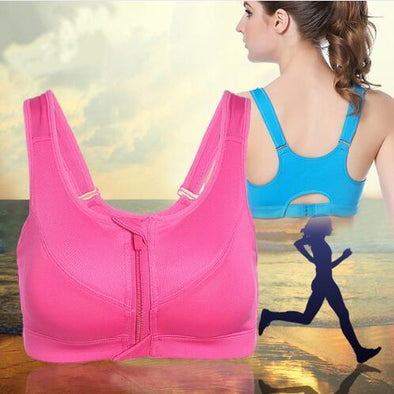 Professional Absorb Sweat  Athletic  Bra
