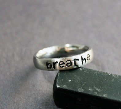 Yoga-Supreme™ Stainless Steel Breathe Ring