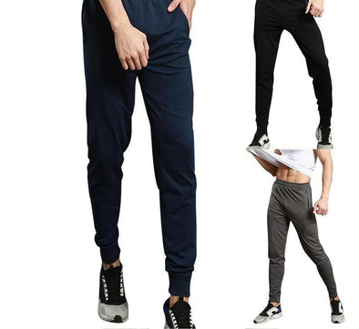 Yoga Pants Pockets Loose Sports Leggings