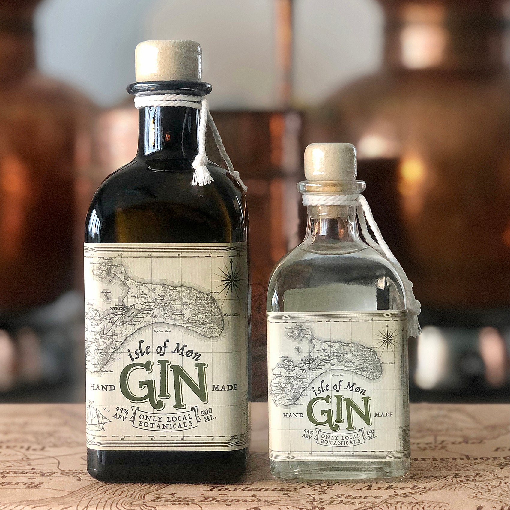 Isle of Møn Gin - Isle of Møn Spirits