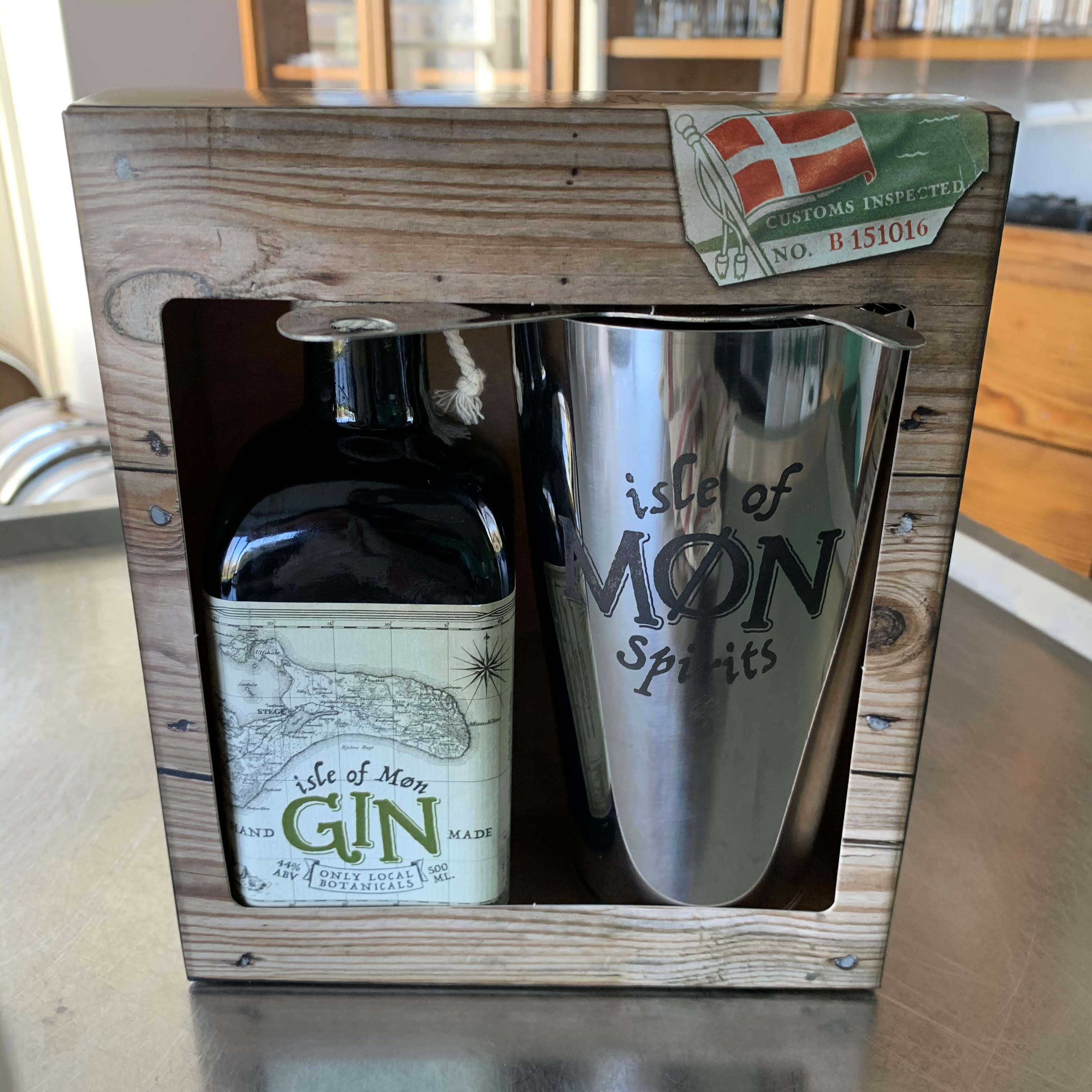 Isle of Møn cocktail-kit - Isle of Møn Spirits