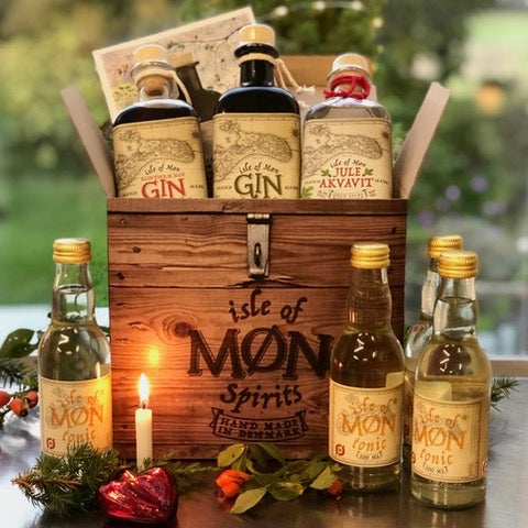 Skattekiste: Glade jul - Isle of Møn Spirits