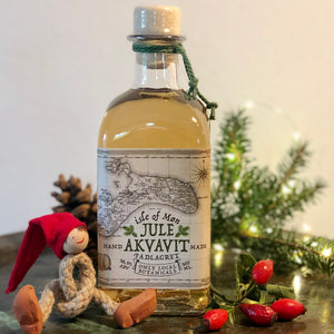 Limited edition: Fadlagret juleakvavit - Isle of Møn Spirits