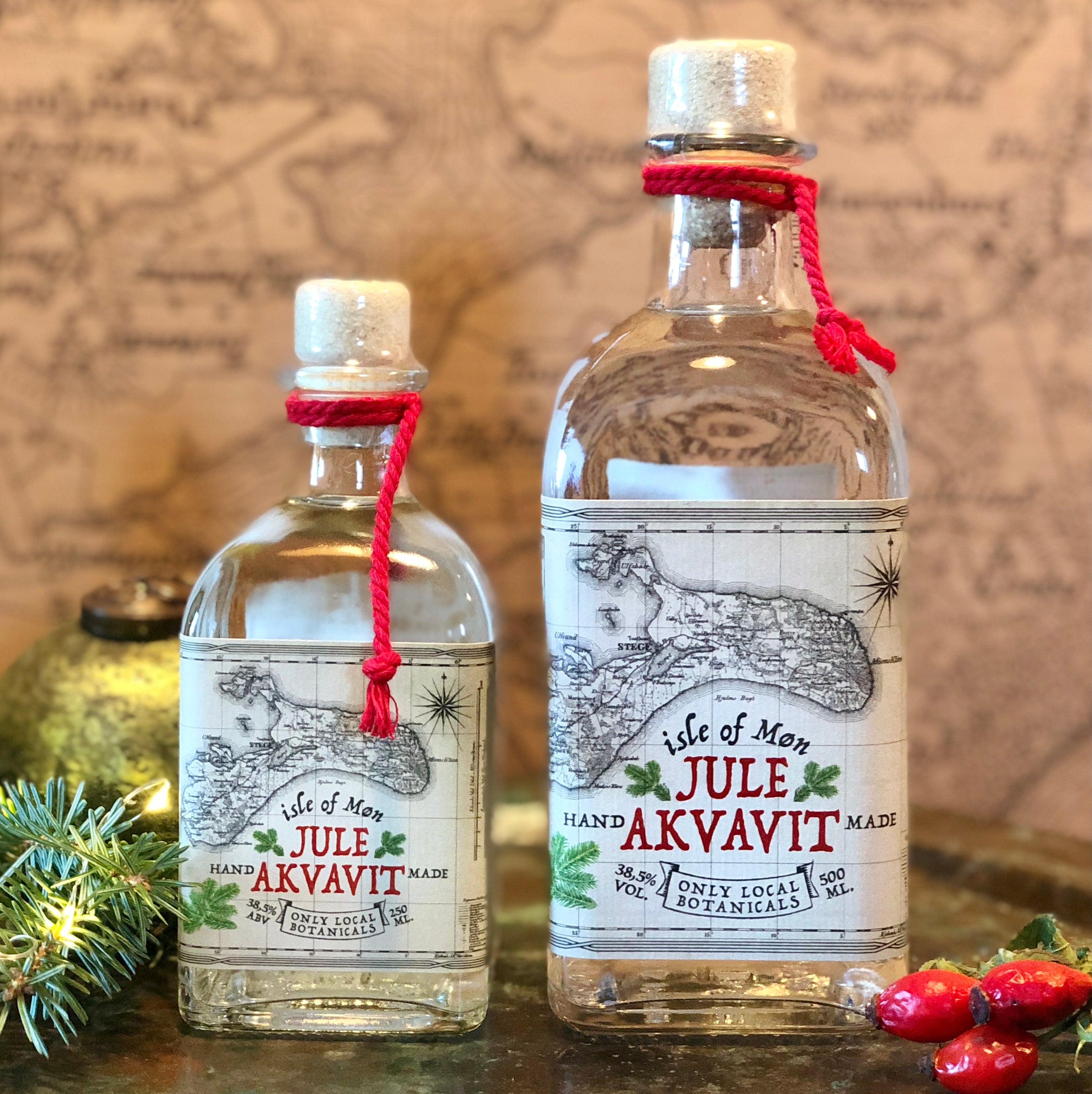 Isle of Møn Juleakvavit - Isle of Møn Spirits