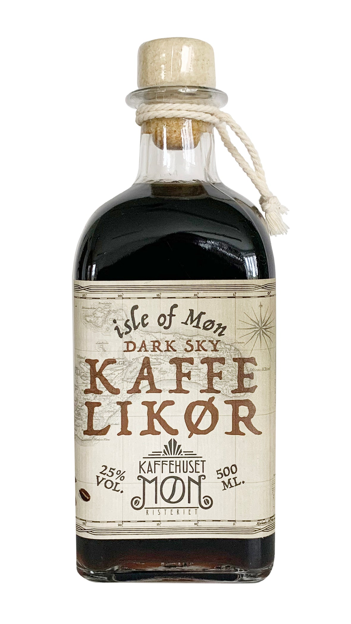 Isle of Møn Dark Sky Kaffelikør - Isle of Møn Spirits