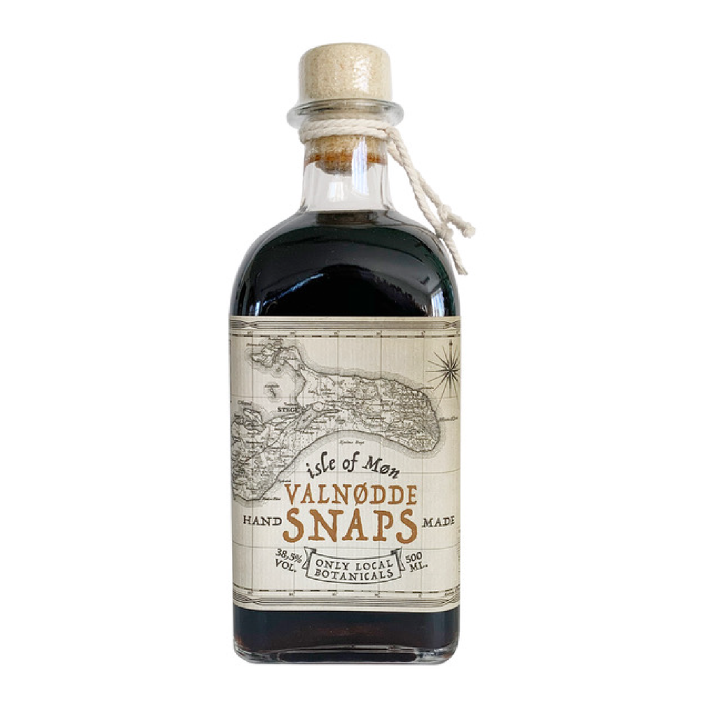 Isle of Møn Valnødde Snaps, 500 ml. - Isle of Møn Spirits