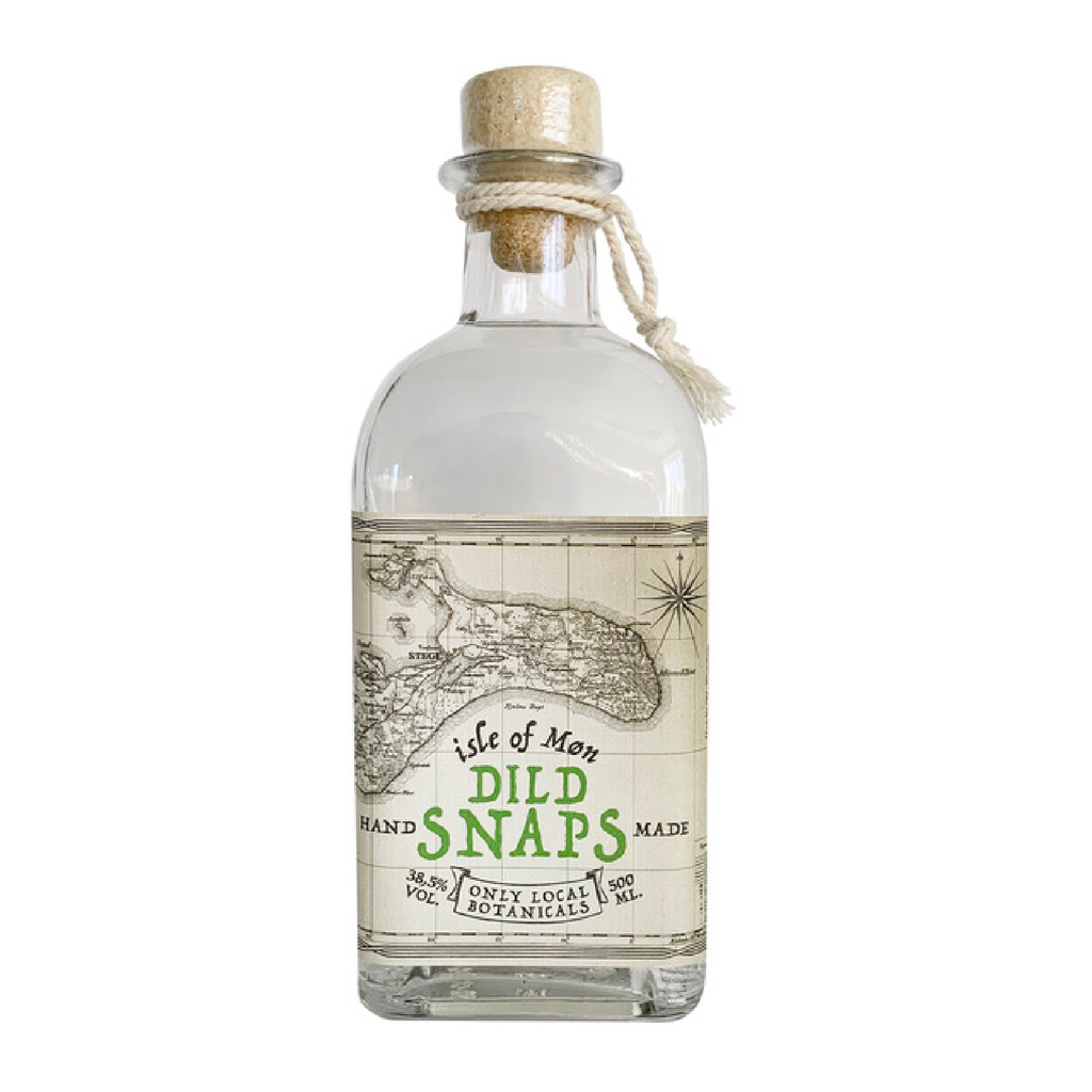 Isle of Møn Dild Snaps, 500 ml. - Isle of Møn Spirits