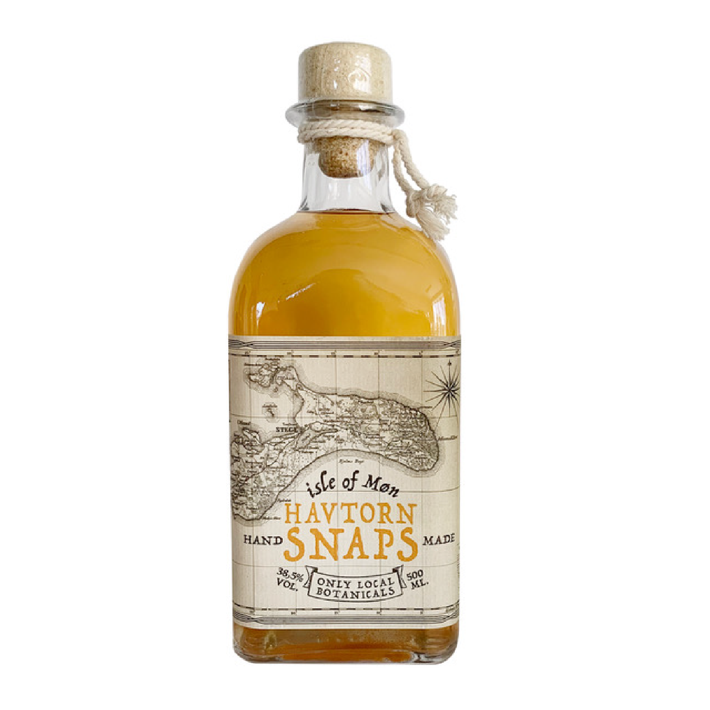 Isle of Møn Havtorn Snaps, 500 ml. - Isle of Møn Spirits