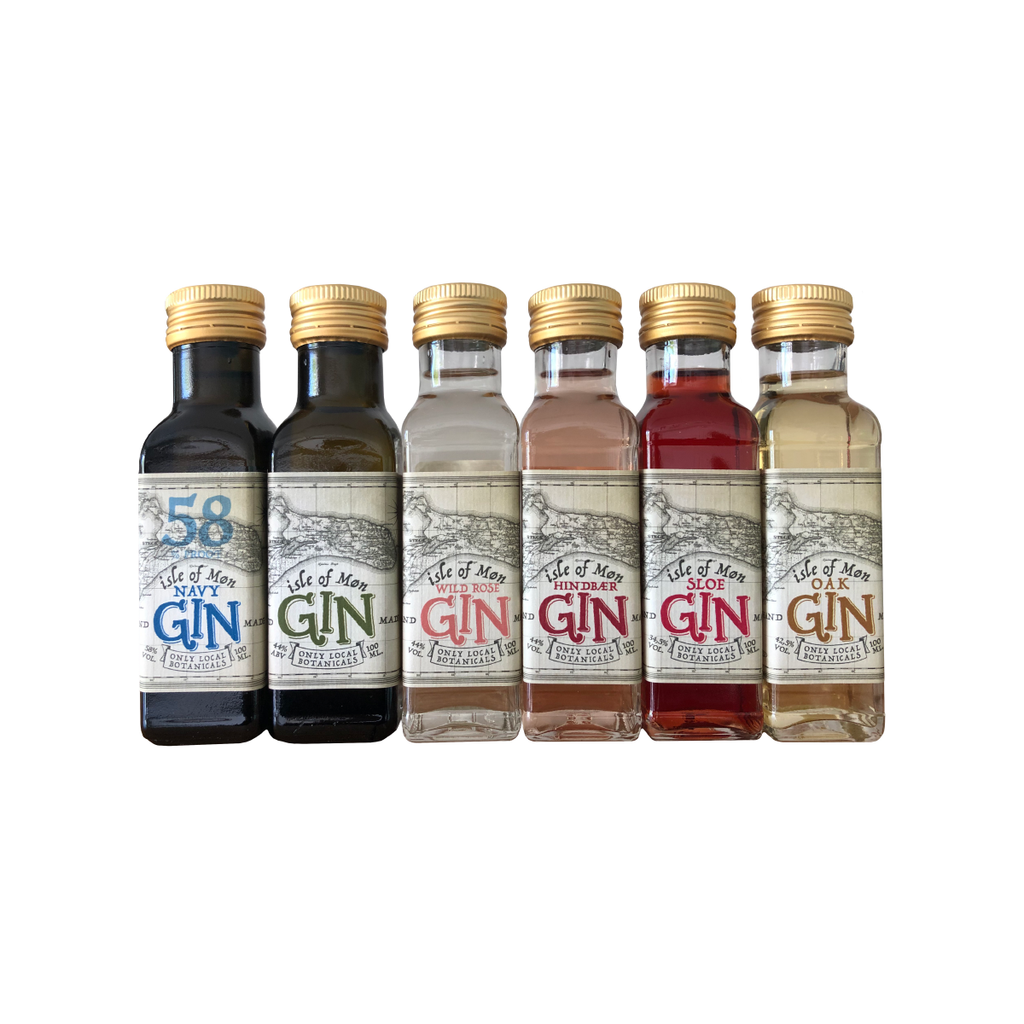 Isle of Møn Gin Tasting Kit - Isle of Møn Spirits